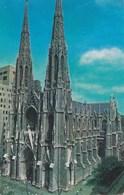 NEW YORK City - Cathédrale Saint Patrick (St Patrick's Cathédral) - - Églises