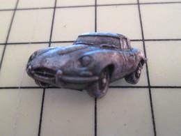 Pin615a Pin's Pins / Rare Et De Belle Qualité  : AUTOMOBILES : METAL ACIER MASSIF BIEN DETAILLEE  JAGUAR TYPE E ? - Jaguar