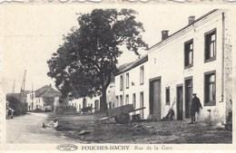 FOUCHES HACHY / ARLON / RUE DE LA GARE - Arlon