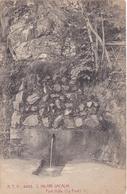 ATV 4483 POSTAL DE SAN HILARI SACALM DE LA FONT VELLA (ANGEL TOLDRA)  (GIRONA-GERONA) - Gerona
