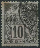 Guadeloupe (1890) N 18 (o) - Guadeloupe (1884-1947)