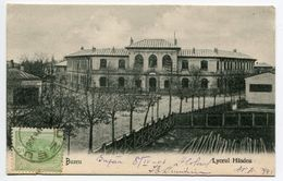 Roumanie BUZEU LYCEUL HASDEU 1906 - Romania