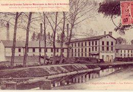 18 VIERZON Société Des Grandes Tuileries Mécaniques - Vierzon