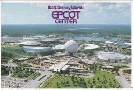 ORLANDO - Walt Disney World -  EPCOT CENTER - Vue Du Centre D' Epcot - - Orlando