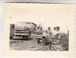 Oldtimer - Lienz - Pic Nic - Photo Format 7 X 9.5 Cm - Automobile