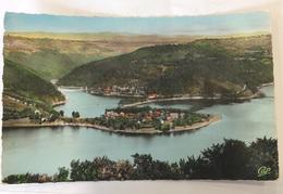 Lac De Sarrans. Presqu'ile De Caussac - Autres Communes