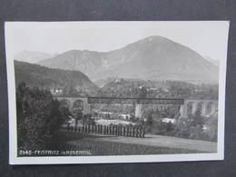 AK FEISTRITZ Im Rosental 1931 KL  ////  D*30704 - Other