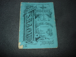 Publicités    Dessins De Broderies - Publicités