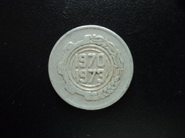 ALGÉRIE : 5 CENTIMES  ND 1970  KM 101  TTB - Algeria