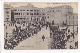 CPA MONACO Les Casernes - Monaco