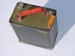 BIDON ESSENCE ANGLETERRE 1940 - Equipaggiamento