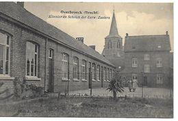 Overbroeck (brecht), Klooster En Scholen Der Eerw. Zusters, Niet Verstuurd - Brecht