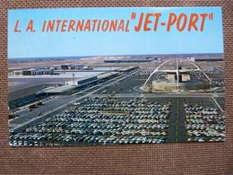 AIRPORT / FLUGHAFEN / AEROPORT  LOS ANGELES  INTERNATIONAL - Aerodrome