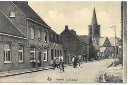 Klerken, De Kerkstraat, Verstuurd 1939 - Houthulst