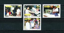 Venda  Nº Yvert  233/6  En Nuevo - Venda