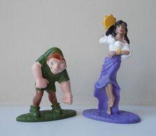 - QUASIMODO & ESMERALDA - - Disney