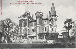 BORDERES - ( 65 ) - Chateau D'Urac - Borderes Louron