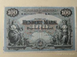 Munchen 100 Mark  1900 - [11] Emissioni Locali