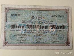 Recklinghaufen 1 Milione Mark 1923 - [11] Emissioni Locali