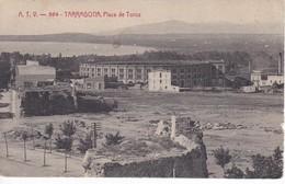 ATV 395 POSTAL DE TARRAGONA DE LA PLAZA DE TOROS DEL AÑO 1907 (ANGEL TOLDRA) - Tarragona