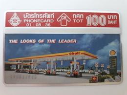 Thailande Optical L&G Phonecard  Shell  NEUVE - Thaïlande