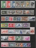 ALGERIE - Lot De 38 Timbres ** -- Cote : 133 € - Algérie (1924-1962)