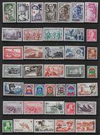 ALGERIE - Lot De 39 Timbres ** -- Cote : 119 € - Algérie (1924-1962)