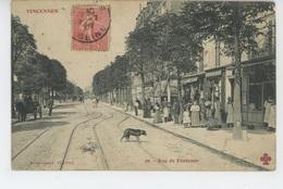 VINCENNES - Rue De Fontenay - Vincennes