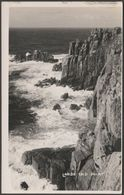 Lands End Point, Cornwall, C.1930s - RP Postcard - Land's End