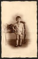 Photo Postcard / Foto / Photograph / Boy / Garçon / Unused / Pol Devaux - Photographie