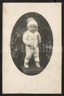"""Photo Postcard / Foto / Photograph / Baby / Bébé / """"papa à 1 Ans"""" - Photographie"""