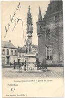 Hérenthals NA3: Monument Commémoratif De La Guerre Des Paysans 1905 - Herentals