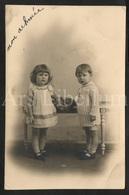 Photo Postcard / Foto / Photograph / Children / Enfants - Photographie