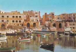 SPINOLA BAY. ST. JULIAN'S. MALTA. ABC PRESS LTD. CIRCULEE TO BUENOS AIRES.-TBE-BLEUP - Malta