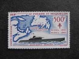 Saint Pierre Et Miquelon: TB PA N°28, Neuf XX. - Poste Aérienne