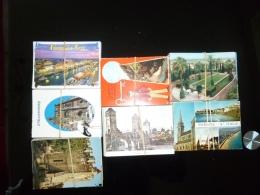 LOT DE 3000 CARTES MODERNES - Postcards