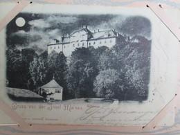 Gruss Von Der Insel Mainau ,carte A La Lune - Autres