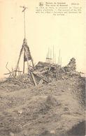 Heuvelland - CPA - Kemmel - Ruine De Kemmel 1914-18 - Heuvelland