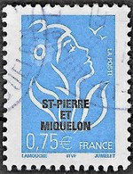 St.Pierre Et Miquelon 2006. Marianne De LAMOUCHE N° 835 Oblitéré. - St.Pierre Et Miquelon