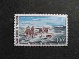 Saint Pierre Et Miquelon: TB PA N°45, Neuf XX. - Poste Aérienne