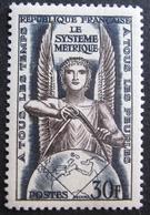 Lot FD/1059 - 1954 - LE SYSTEME METRIQUE - N°998 NEUF*/NSG ☛☛☛ PRIX DE DEPART A MOINS DE 10% DE LA COTE - Francia