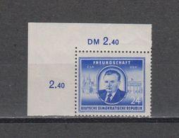DDR  1952 Mich.Nr.302 **geprüft Schönherr - [6] République Démocratique