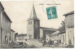 51 AMEL  Lot De Deux Cartes - France