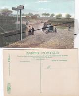 Circuit De La Seine-Inférieure (76) Virage De Londiniéres (N°10) - Sport Automobile