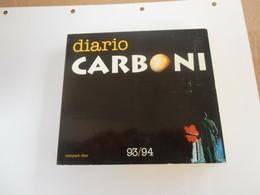 Diario Carboni - 93/94 - CD - Disco, Pop