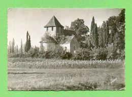 CPSM FRANCE 24  ~  LIMEUIL  ~  4659  L'Église  ( Yvon Dentelée 50/60)  2 Scans - Francia