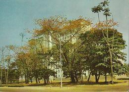 Kinshasa -- Building Otraco.      ( 2 Scans ) - Belgian Congo - Other