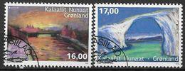 2018 Grönland Mi. Used    Europa: Brücken - 2018
