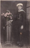 MARINE, AUGUSTO BERNARDO. BARCO ARA MACKINGLAY, (ARG 1914/1964)-RARE-TBE-BLEUP - Beroepen