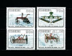 Ciskei  Nº Yvert  219/22  En Nuevo - Ciskei